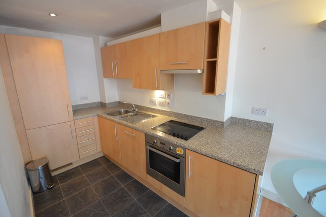 Kitchen Area of Queens Road, Nottingham NG2