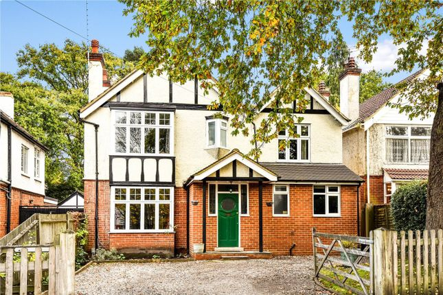 Thumbnail Detached house for sale in Old Farnborough Road, Farnborough, Hampshire