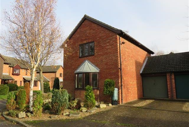 Thumbnail Detached house to rent in Wheelwrights, Weston Turville, Aylesbury