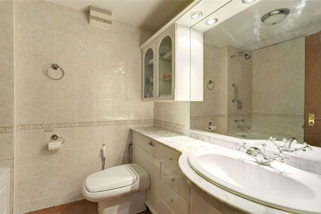 Bathroom of Logan Place, Kensington, London W8