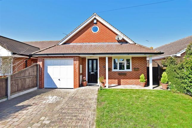 Thumbnail Bungalow for sale in Clare Drive, Herne Bay, Kent