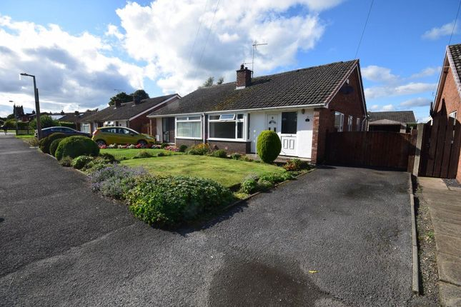 Thumbnail Bungalow to rent in Gresford Park, Gresford, Wrexham