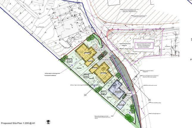 Thumbnail Land for sale in Parkham, Bideford