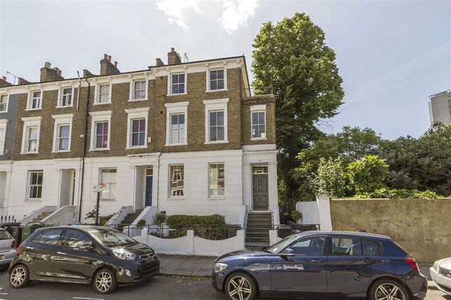 Thumbnail Flat for sale in Burnley Road, London