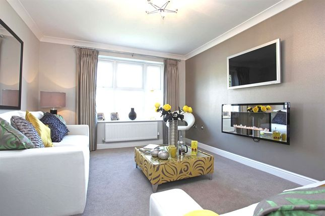"""Thumbnail Detached house for sale in """"The Chedworth"""" at Station Road, North Hykeham, Lincoln"""