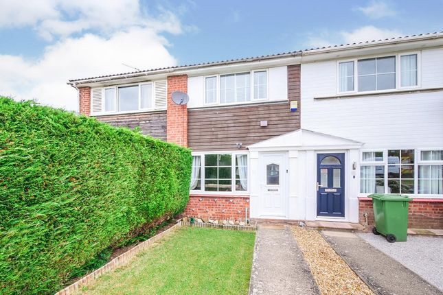 Thumbnail Terraced house for sale in Cherry Paddock, Haxby, York