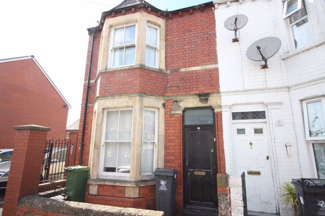 2 bed terraced house to rent in Pomeroy Street, Cardiff Bay, Cardiff CF10