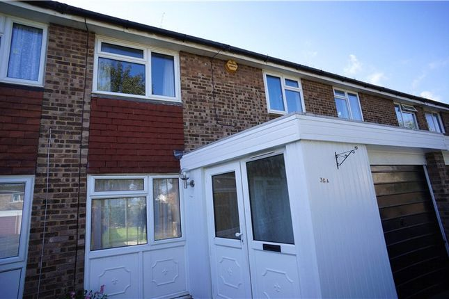 Thumbnail Terraced house to rent in Chelsfield Road, Orpington