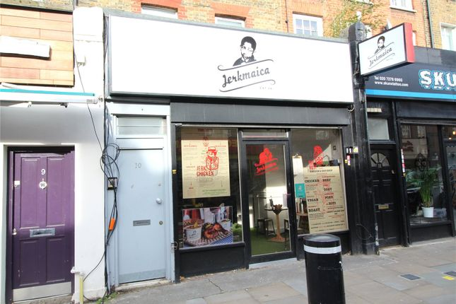 Thumbnail Restaurant/cafe to let in Chapel Market, London