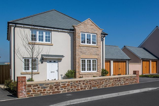 """Thumbnail Detached house for sale in """"The Canterbury"""" at Parade Avenue, Fremington, Barnstaple"""