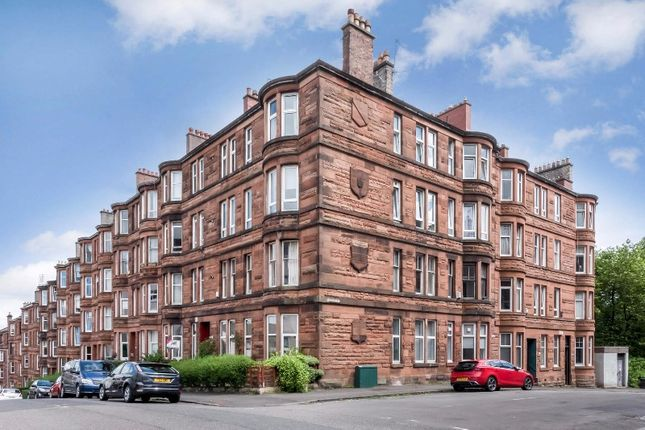 Thumbnail Flat to rent in Thornwood Avenue, West End, Glasgow