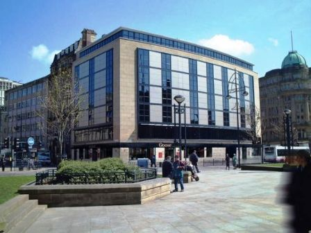 Thumbnail Flat to rent in Broadway, Bradford