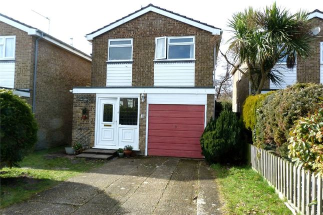 Thumbnail Detached house for sale in Priory View Road, Burton, Christchurch, Dorset