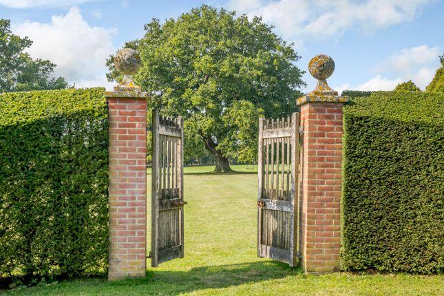 Formal Gardens of Nettlestead, Ipswich, Suffolk IP8