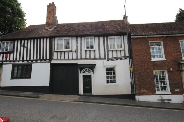 Thumbnail Property to rent in Holywell Hill, St.Albans