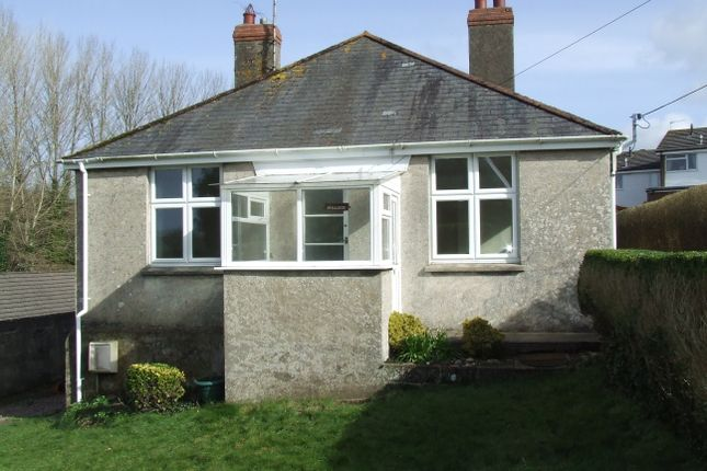 Thumbnail Detached bungalow to rent in Bradiford, Barnstaple