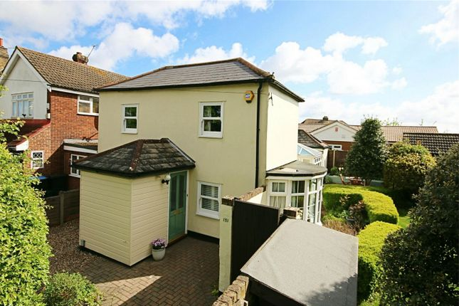 Thumbnail Cottage for sale in Potter Street, Harlow, Essex
