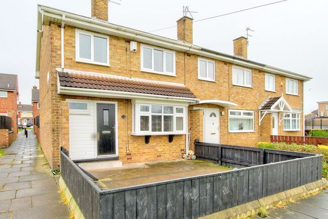 3 bed end terrace house for sale in Sandwell Avenue, Middlesbrough TS3