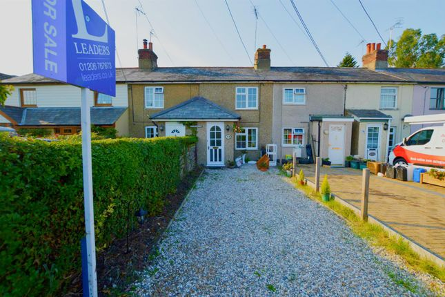 Thumbnail Property for sale in New Cut, Layer-De-La-Haye, Colchester
