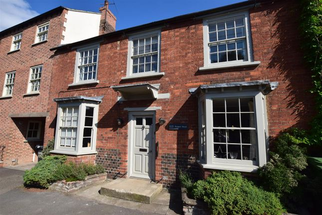 Thumbnail Town house for sale in High Street, Brackley