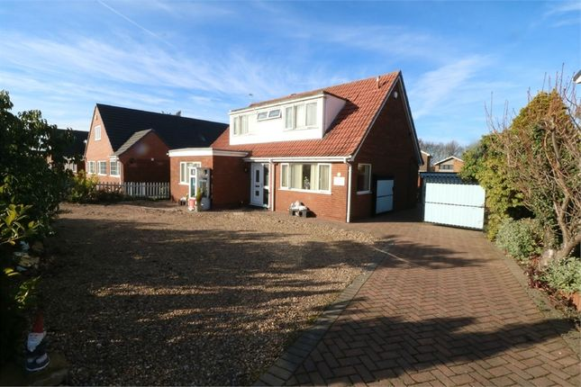 Thumbnail Detached bungalow for sale in Norman Drive, Hatfield, Doncaster, South Yorkshire