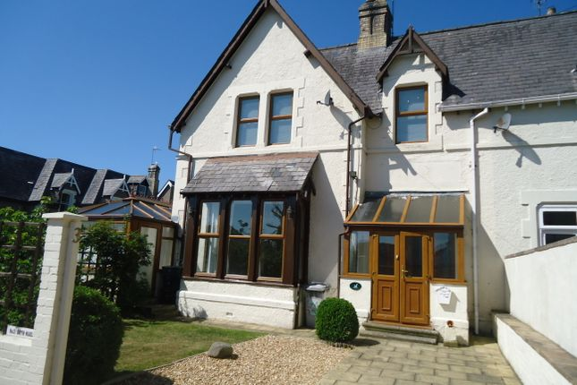 Thumbnail Semi-detached house to rent in Bryn Lupus Road, Llanrhos, Llandudno