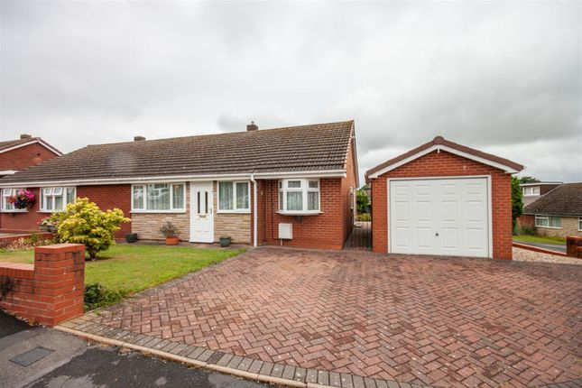 2 bed semi-detached bungalow for sale in Gorstey Lea, Burntwood WS7