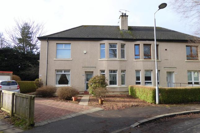 Thumbnail Flat to rent in 8 Tabard Place, Glasgow, Knightswood