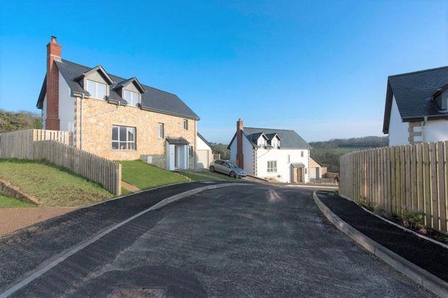 Thumbnail Detached house for sale in Furze Croft, Nancledra, Penzance