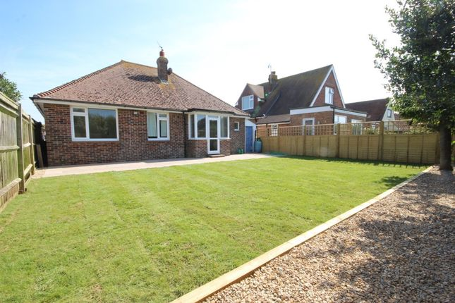 Thumbnail Bungalow to rent in Chyngton Gardens, Seaford