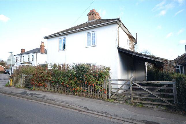 Thumbnail Detached house for sale in Vale Road, Ash Vale, Surrey