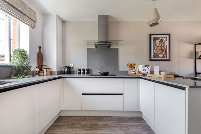 Thumbnail Detached house for sale in Plot 100 The Paddocks, Home Farm, Exeter