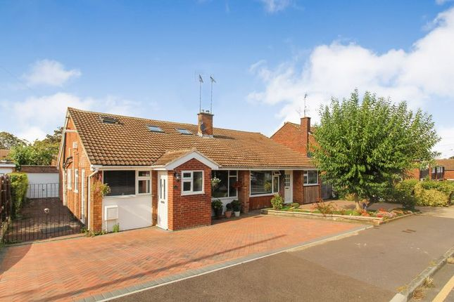 Thumbnail Bungalow for sale in Seabrook, Luton