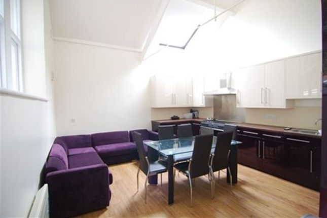 Thumbnail Flat to rent in Constitution Hill, Clifton, Bristol