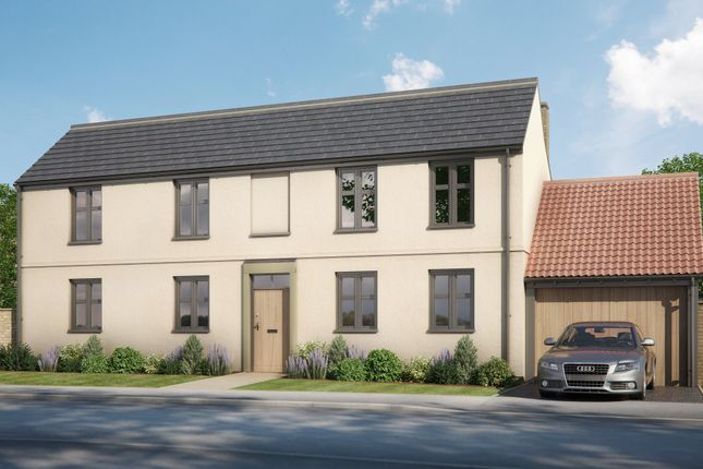 Thumbnail Detached house for sale in Feast Green, Stretham, Ely