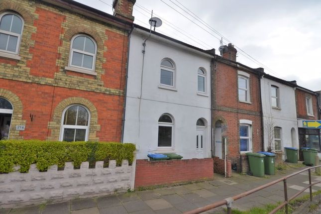 Thumbnail Terraced house to rent in Northam Road, Southampton