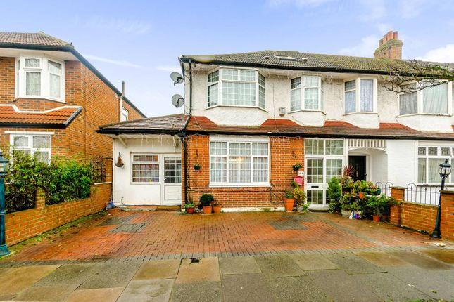 Thumbnail Property for sale in Princes Avenue, Palmers Green
