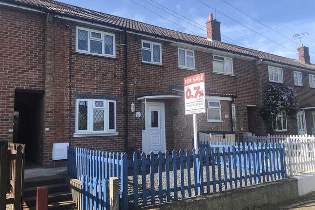 Thumbnail Terraced house for sale in Rectory Road, Rowhedge, Colchester