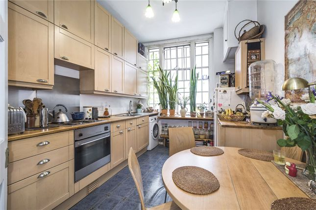 Thumbnail Flat for sale in Bickenhall Mansions, Bickenhall Street, London