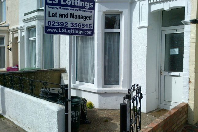 3 bed terraced house to rent in Northcote Road, Southsea
