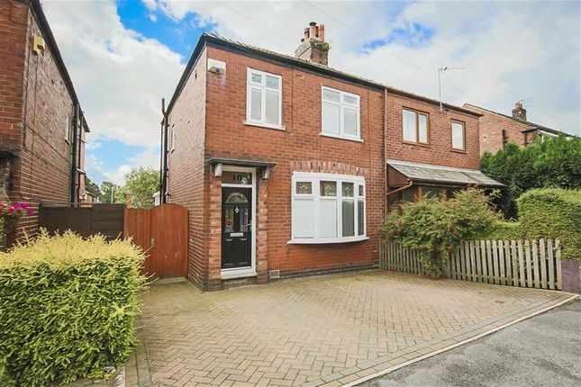 Thumbnail Semi-detached house for sale in Poplar Road, Swinton, Manchester