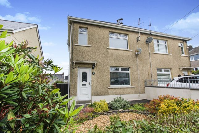 Thumbnail Semi-detached house for sale in Coronation Street, Bryn