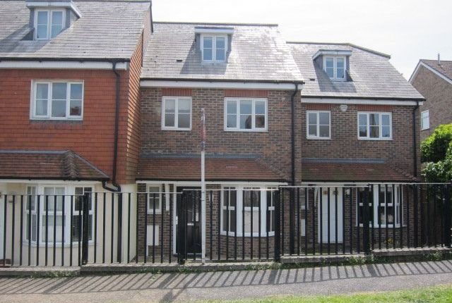 Thumbnail Town house to rent in Blanshard Close, Herstmonceux, Hailsham