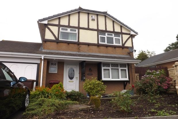 Thumbnail Detached house to rent in Clockhouse Court, Burnley