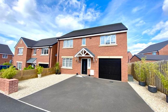 5 bed detached house for sale in 4 Gelli Goch, Coity, Bridgend CF35