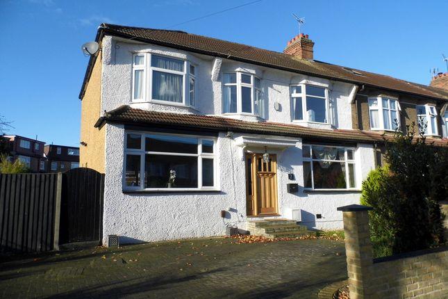 Thumbnail Semi-detached house to rent in Sittingbourne Avenue, Bush Hill Park