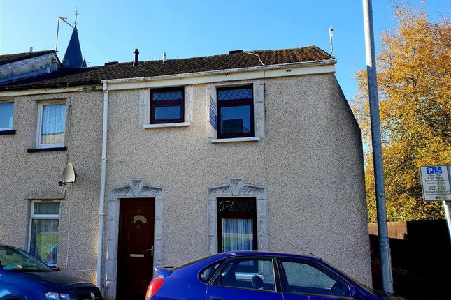Thumbnail End terrace house to rent in Water Street, Neath