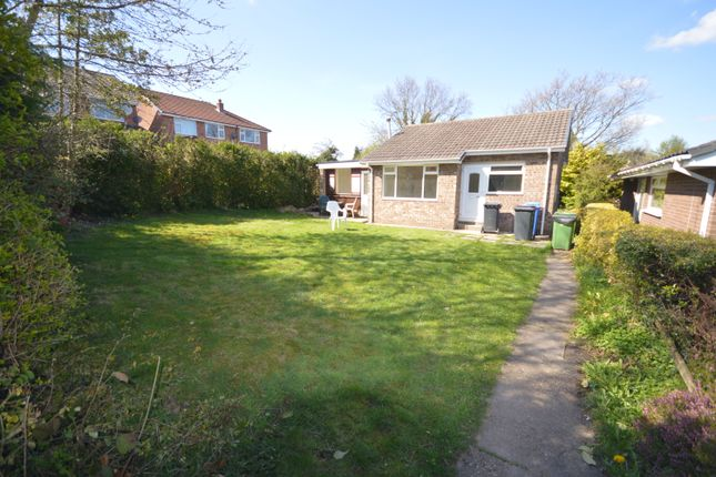 2 bed detached bungalow for sale in Stonegravels Way, Halfway, Sheffield S20