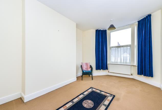 Living Room of Stanley Road, Morecambe, Lancashire, United Kingdom LA3