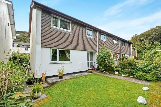 Thumbnail End terrace house for sale in Porthtowan, Truro, Cornwall